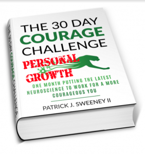 personal growth - 30 day courage challenge